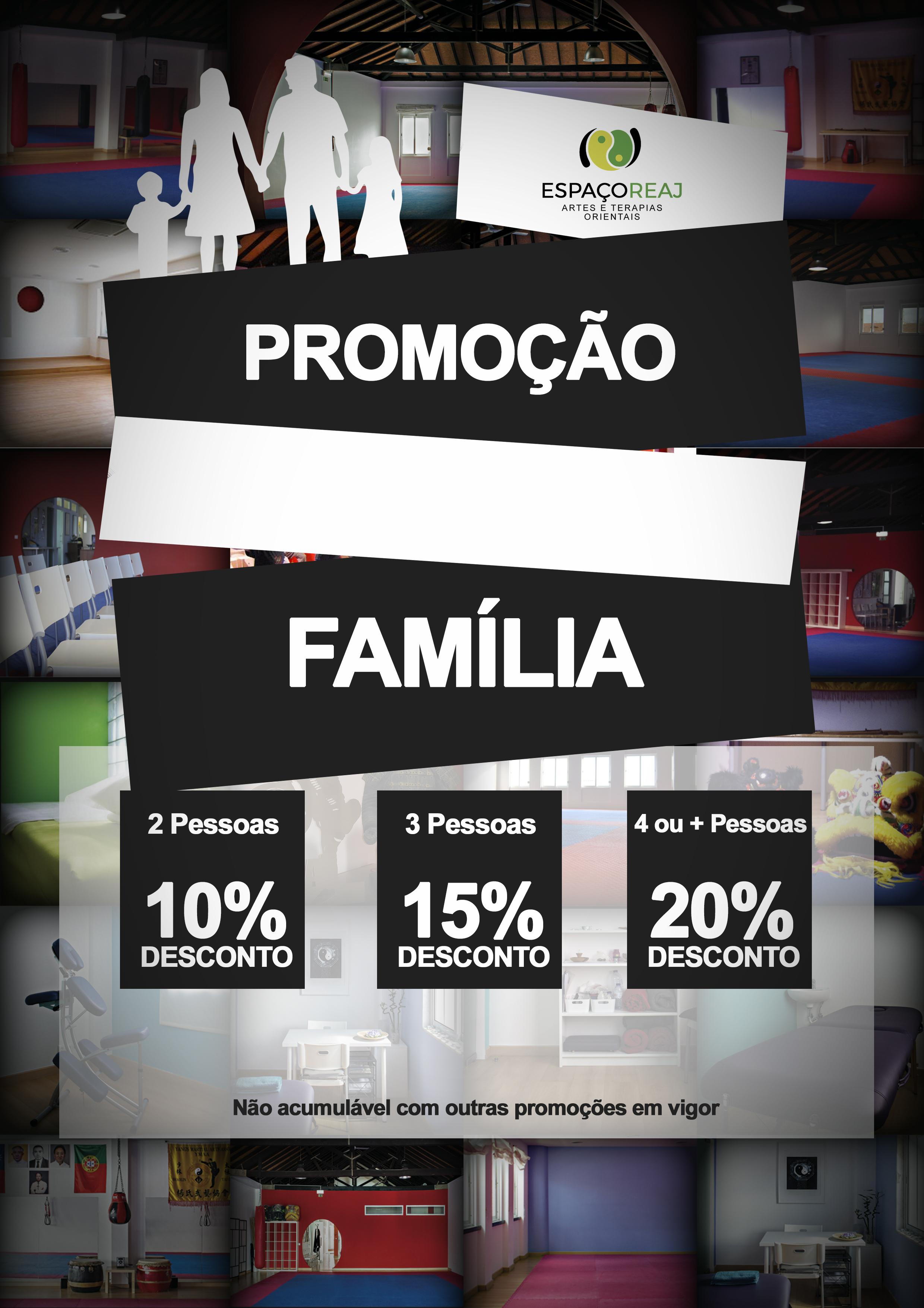 Promoção Família