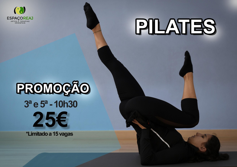 Promoção de Pilates