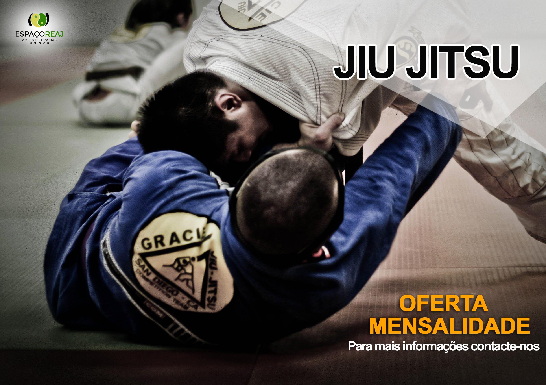Promoção Jiu Jitsu